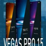 Sony Vegas Pro 15 (2018)